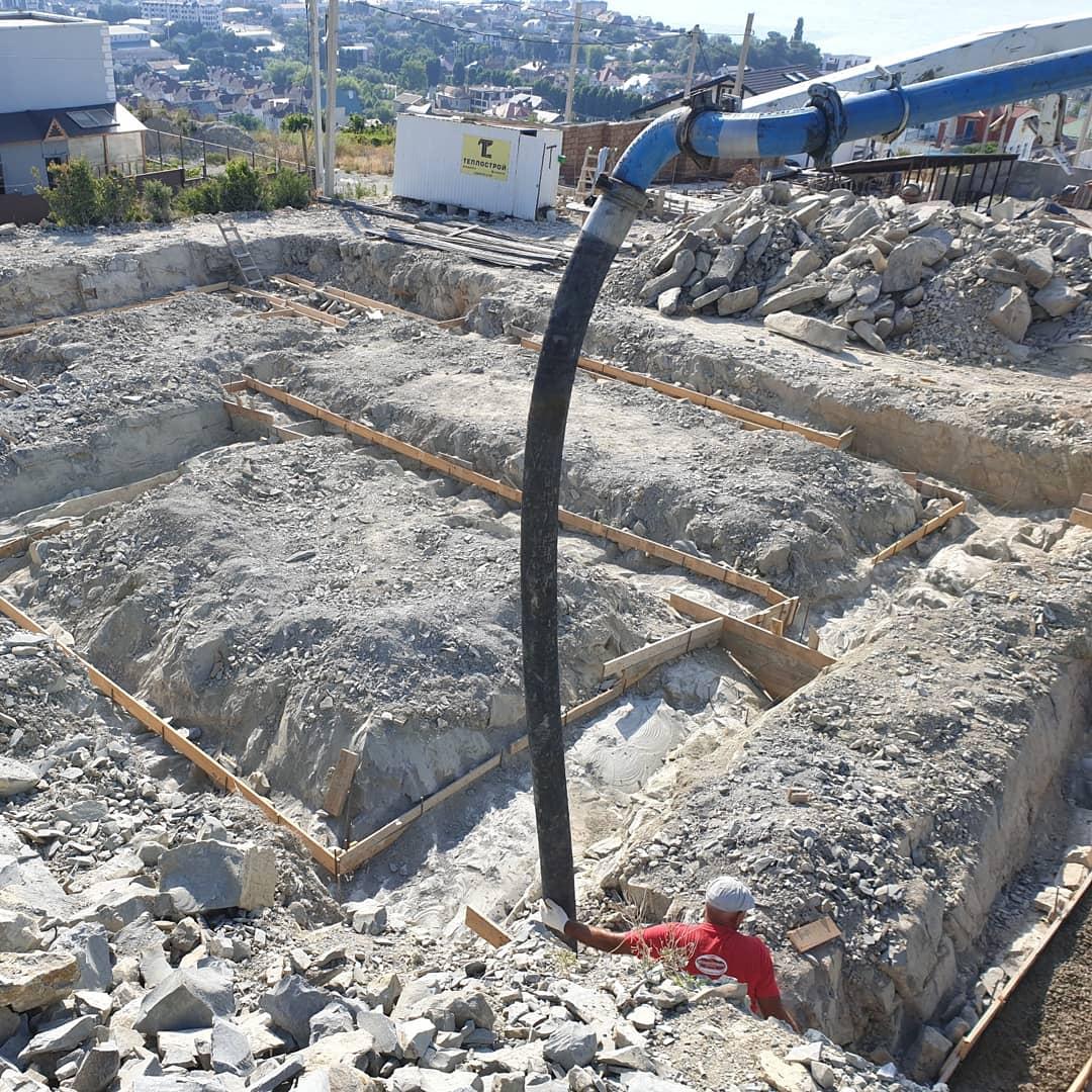 Куплю бетон в новороссийске пропитка для бетона купить в екатеринбурге
